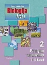 Biologija tau 2 9 10 klasei pratybų atsakymai nemokamai virselis 180x250