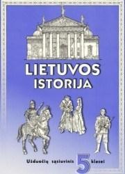 Lietuvos istorija 5 klasei pratybų atsakymai nemokamai virselis 180x250